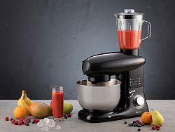 Sklenená nádoba ku kuchynskému robotu Deluxe Noir