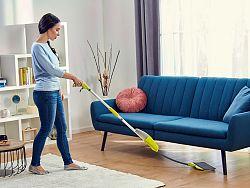 Mop s rozprašovačom Flat&Flexible