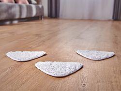 Trojuholníkové utierky k parnému čističu Nano Plus